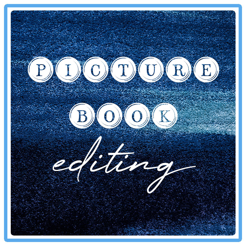children's picture book editing